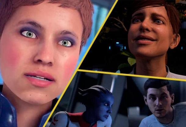 Еще раз о недостатках Mass Effect: Andromeda Mass Effect: Andromeda