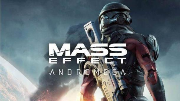 Синематик трейлер Mass Effect: Andromeda Mass Effect: Andromeda