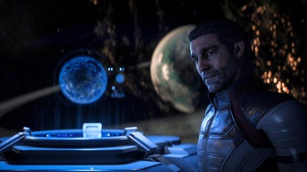Скриншоты из Mass Effect: Andromeda Mass Effect: Andromeda